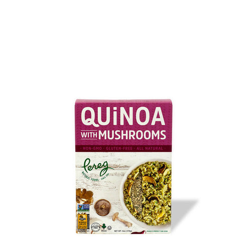 Quinoa with Mushrooms Mix (6 oz)
