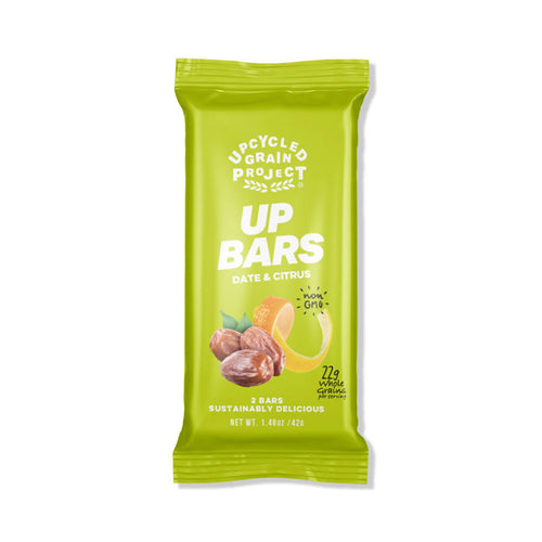 UP Bars Date & Citrus (pack)
