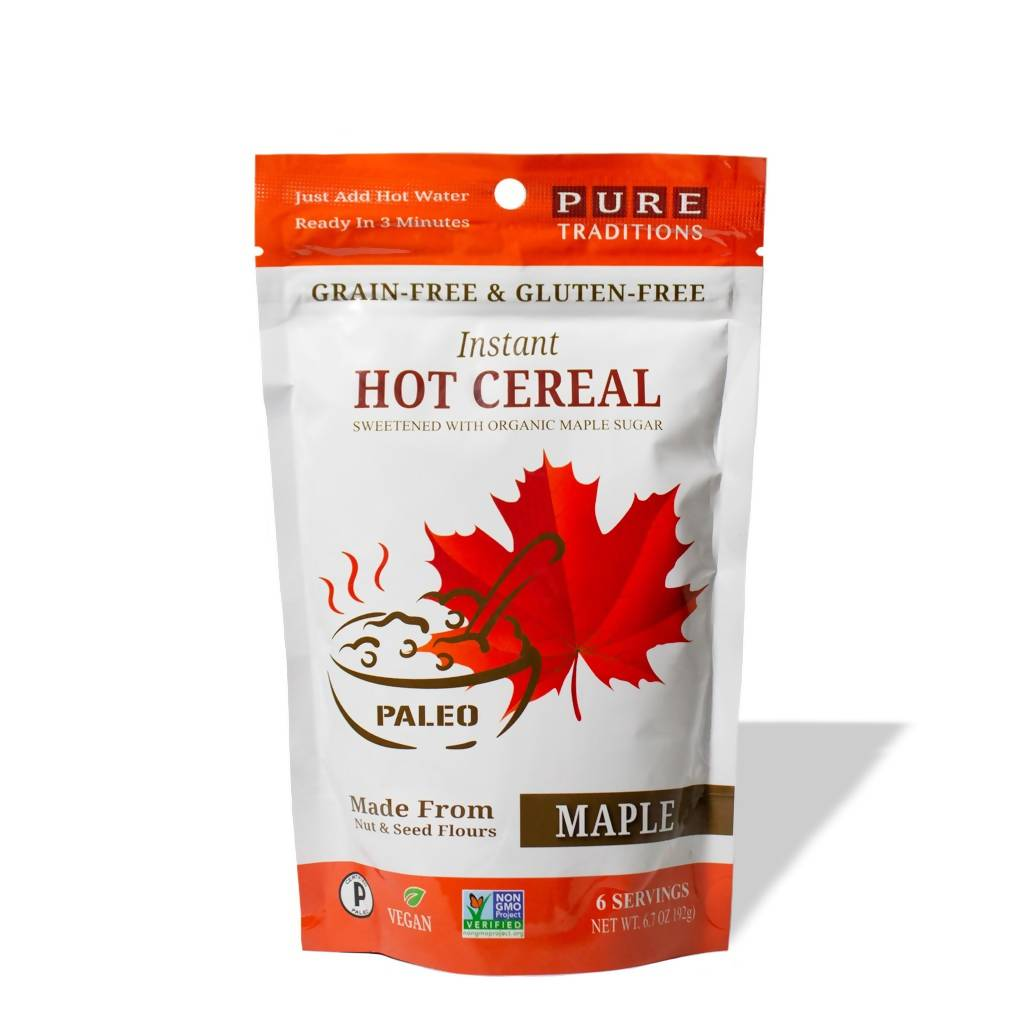 Instant Hot Maple Cereal