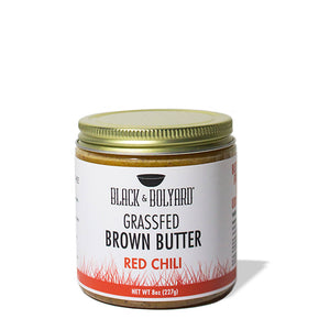 Red Chili Brown Butter