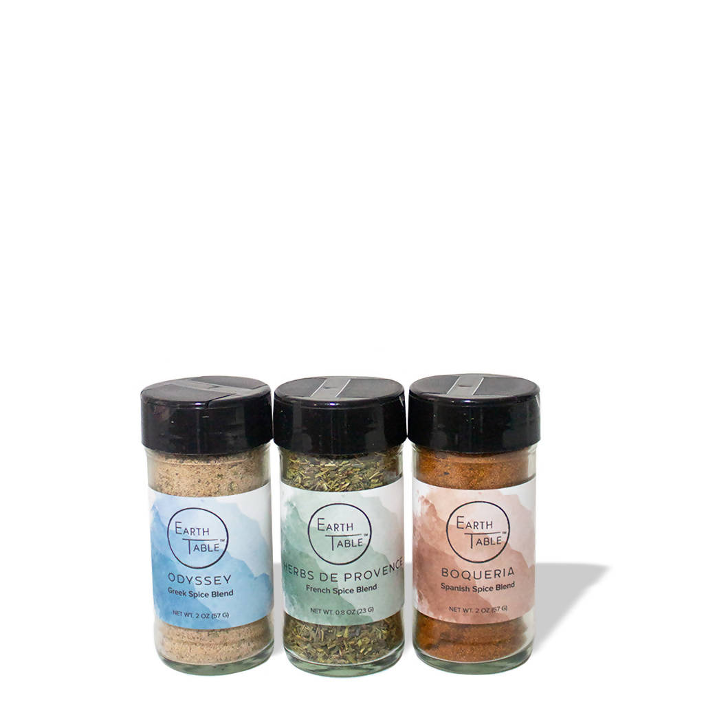 European Holiday Spice Set