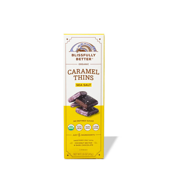 Sea Salt Caramel Thins (pack)