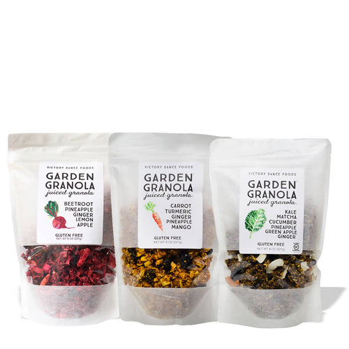 Garden Granola Triple Play Large Variety Pack