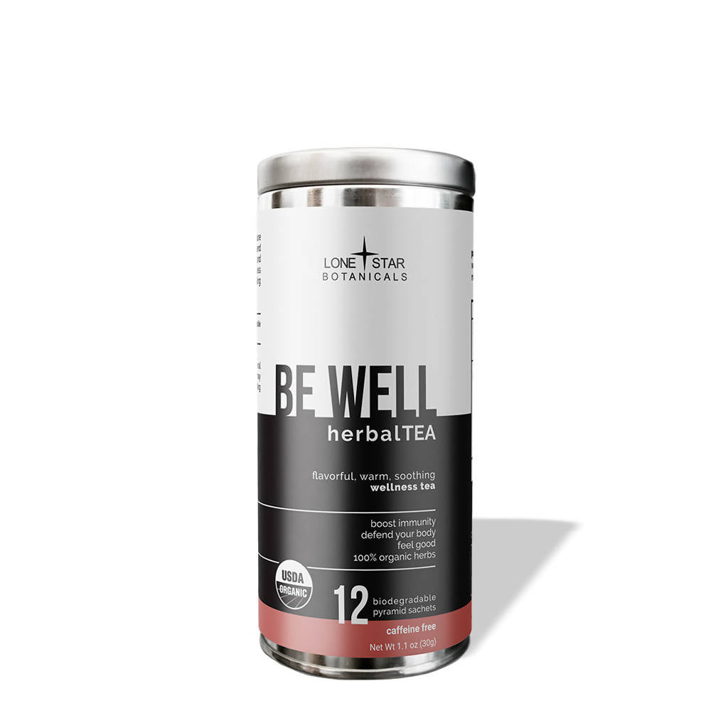 Be Well Herbal Tea