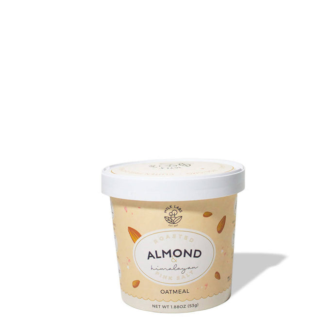 Almond & Himalayan Salt Oatmeal (pack)