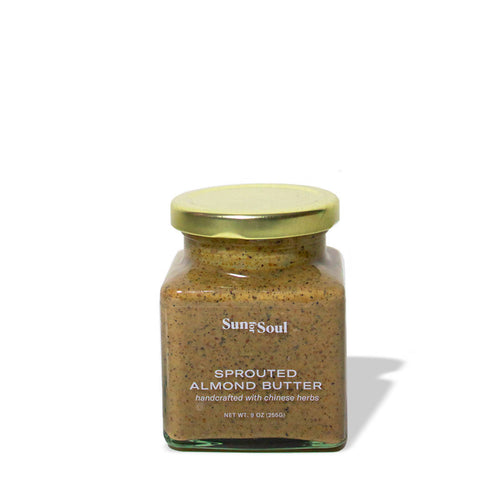 Chinese Herbal Almond Butter (9oz)
