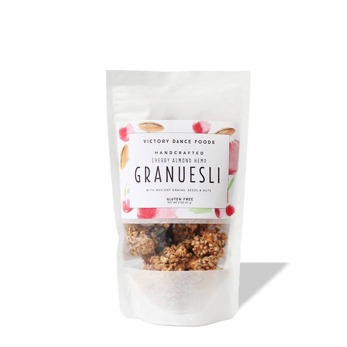 Cherry Almond Granuesli 2oz Bag