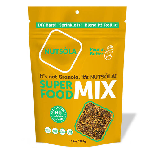Peanut Butter Superfood Mix