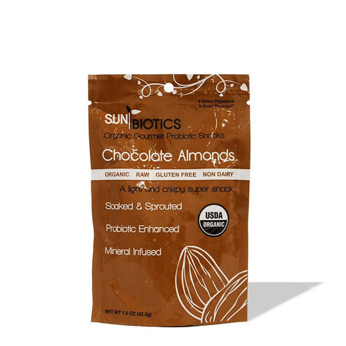 Chocolate Probiotic Almonds (pack)