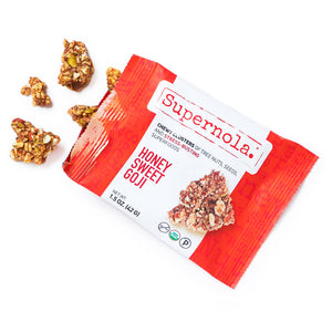 Honey Sweet Goji Clusters (12-Pack)