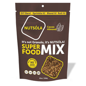 Cacao Almond Superfood Mix
