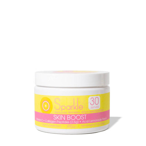 Skin Boost Acai Lemonade Collagen Peptides (4.4 oz)