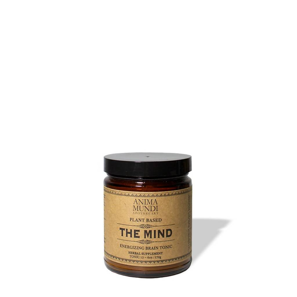 The Mind: Adaptogenic Brain Tonic