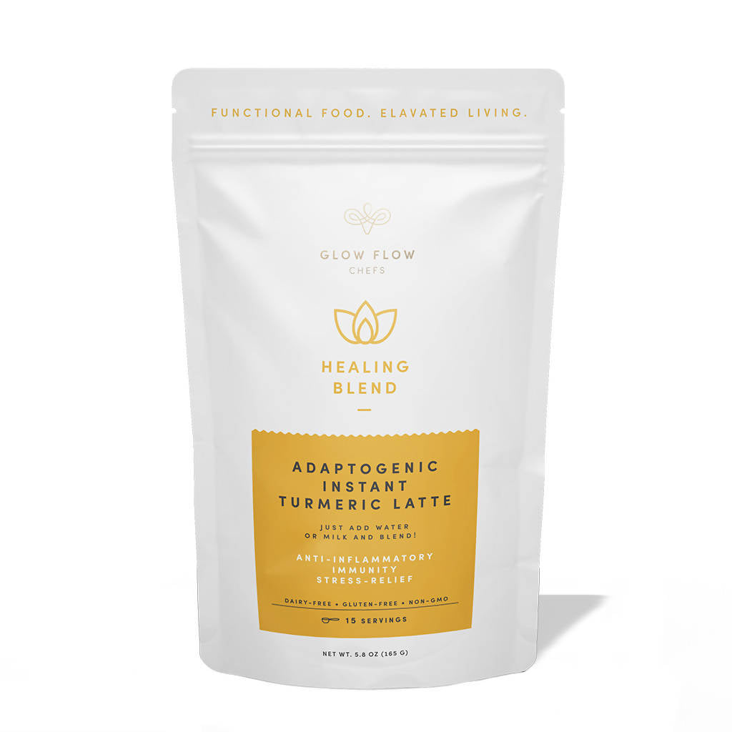 Instant Turmeric Latte Mix (Pack)