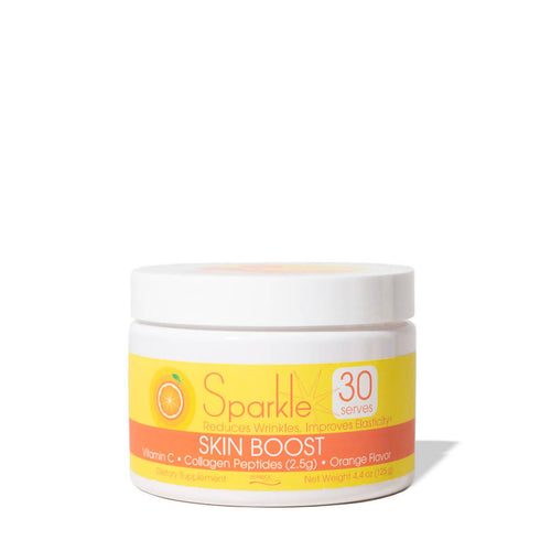 Skin Boost Orange Collagen Peptides (4.4 oz)