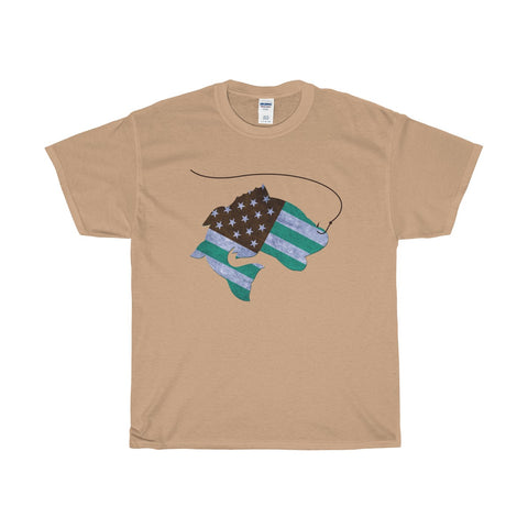Inverse Flag Bass T-Shirt