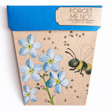 Forget-Me-Nots Gift of Seeds