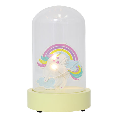 "Furry Little Friends ""Unicorn Dome"""