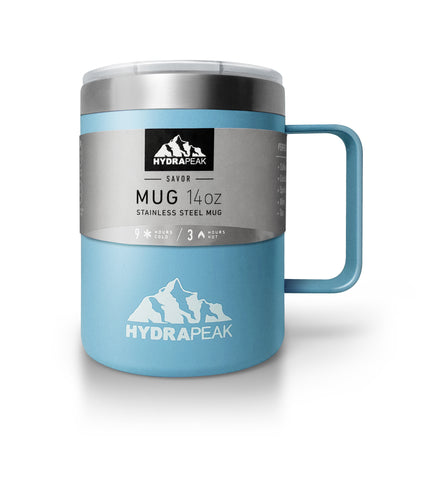 14oz Savor Mug - Cloud