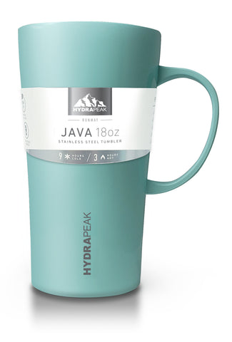 18oz Savor Java- Aqua