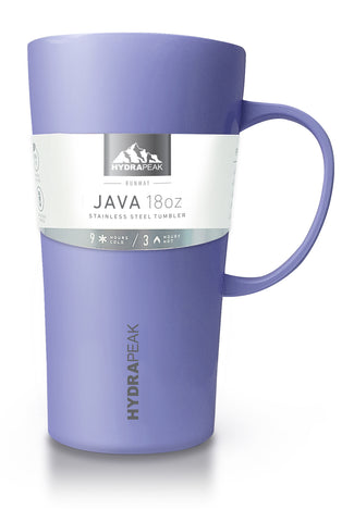 18oz Savor Java- Lilac
