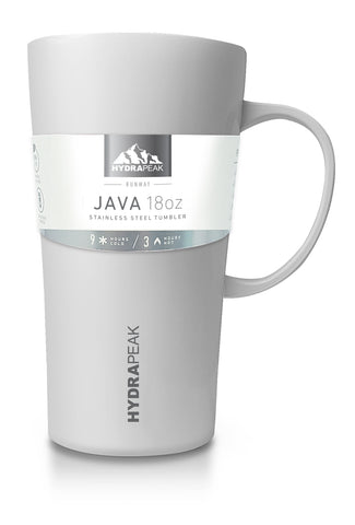18oz Savor Java- White