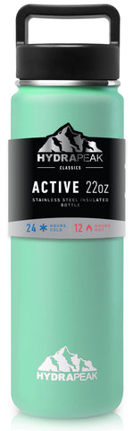 22oz Bottle - Aqua