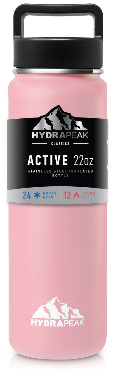 22oz Bottle - Pink