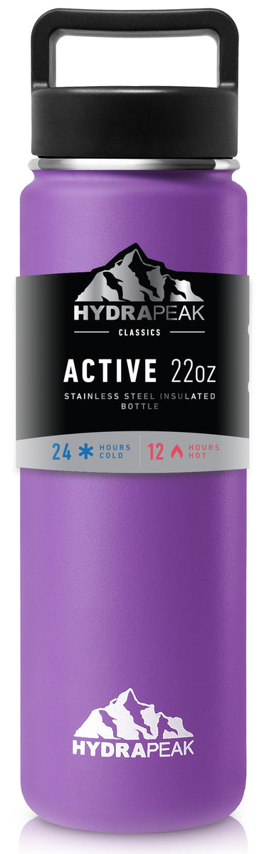 22oz Bottle - Purple
