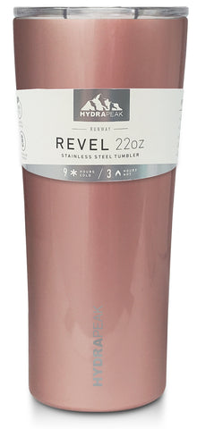 22oz Revel Tumbler - Rose Gold