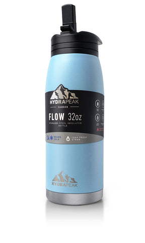 32oz Flow Bottle - Cloud