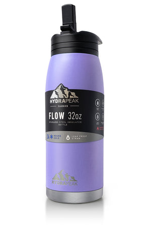 32oz Flow Bottle - Lilac