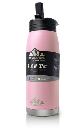 32oz Flow Bottle - Pink