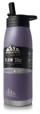 32oz Flow Bottle - Plum