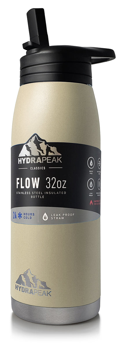32oz Flow Bottle - Sand