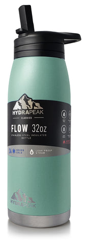32oz Flow Bottle - Teal