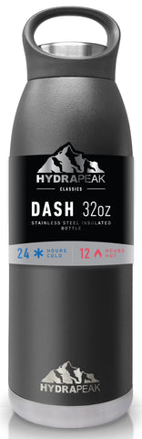 32oz Dash Bottle - Black