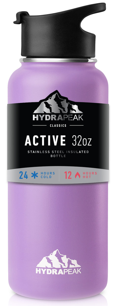 32oz Bottle  - Lilac