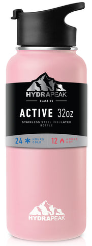 32oz Bottle - Pink
