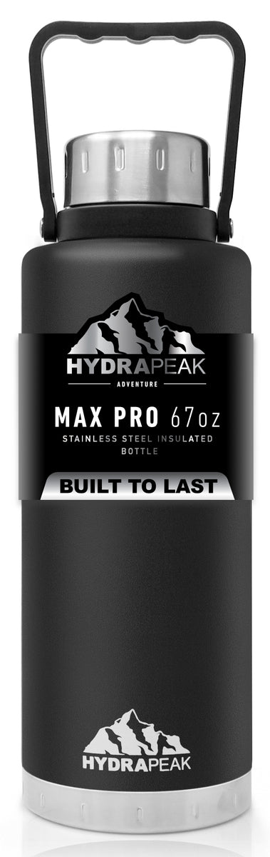 67oz Max Pro Bottle - Black