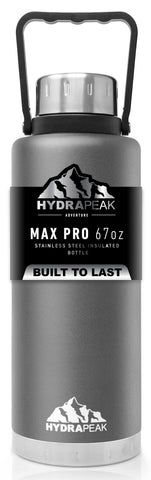 67oz Max Pro Bottle - Graphite