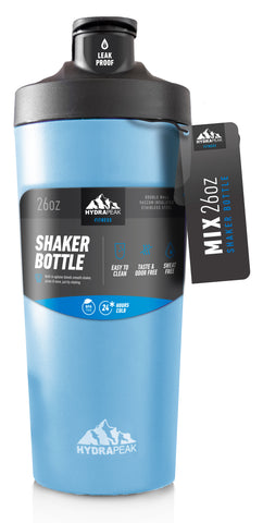 Shaker Bottle - Cloud
