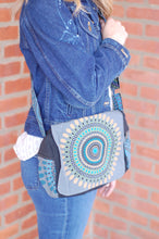 Across the Body Bohemian Rising  International Messenger Bag Fair Trade Purse