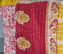Kantha Bed Pillow Sham