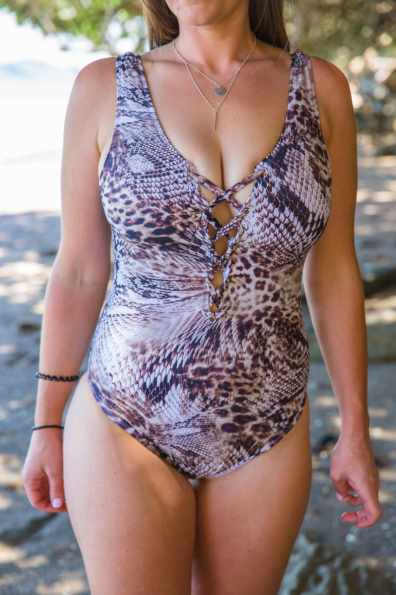 Tangled Tease One-piece