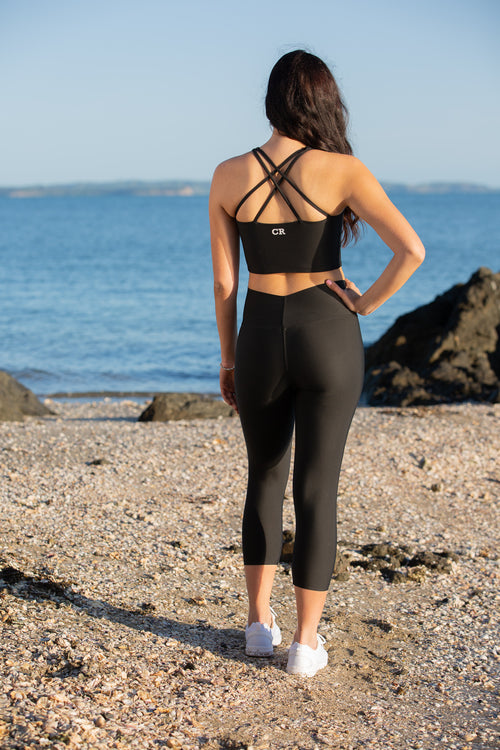 Luxe Eco 3/4 Leggings