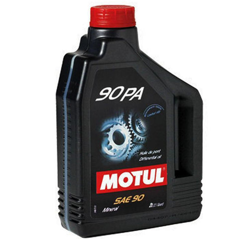 Motul 90 PA Limited Slip Differential Oil 2.1QT (Subaru R180 Rear Diff)