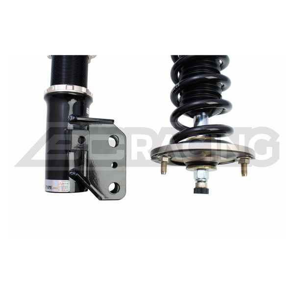 BC Racing BR Coilovers for 1993-2001 Subaru Impreza RS