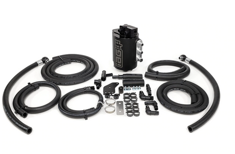 IAG Performance V3 Black Street Series Air / Oil Separator 2008-2014 WRX / 2008+ STI