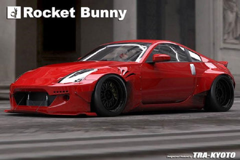 Rocket Bunny V2 Pandem Wide Body Front Fenders For Nissan 350Z